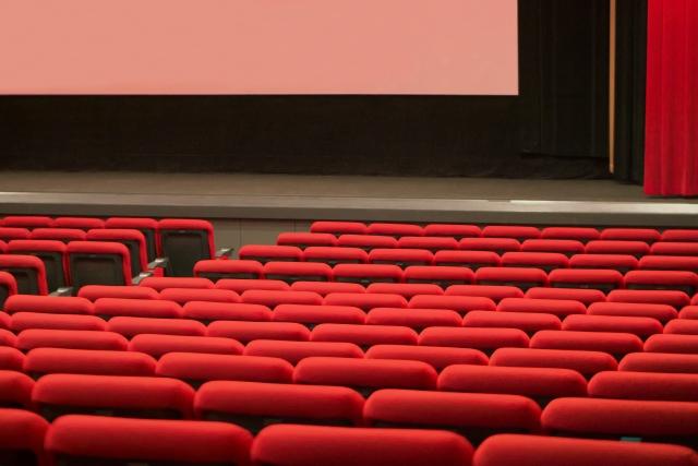 映画館でのバイト