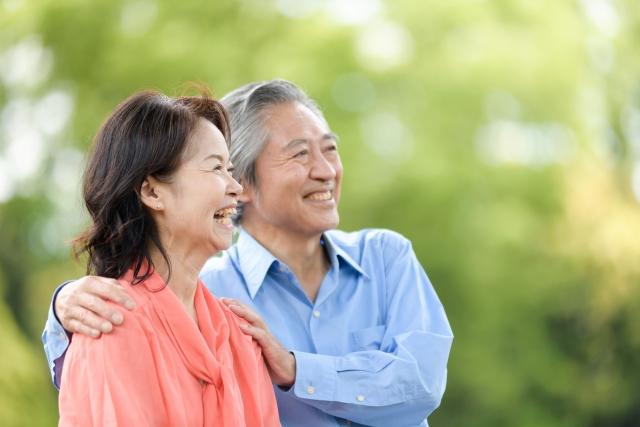価値観を共有したカップル