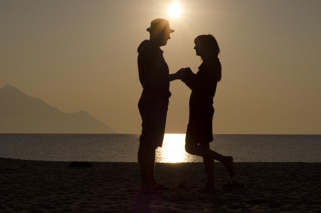 お金持ち男性のプロポーズ