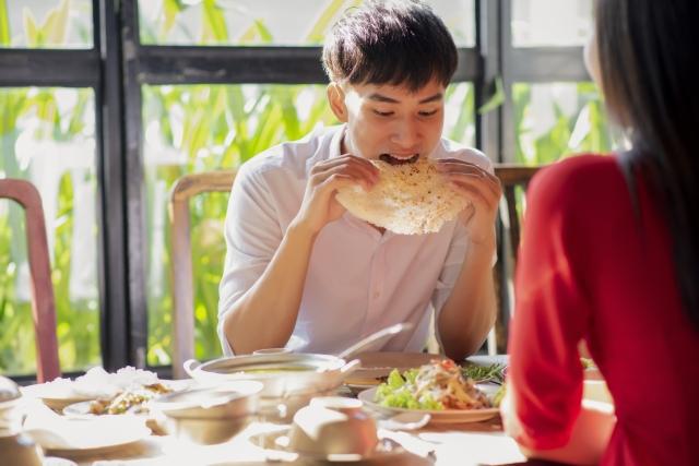 食の好みも結婚には重要