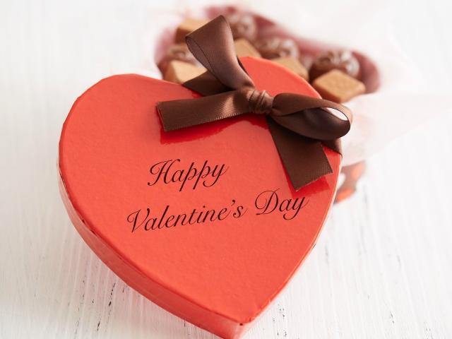 本命へのバレンタインの渡し方