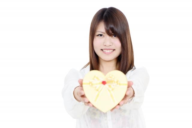 社会人のバレンタインの渡し方