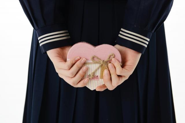 中学生のバレンタインの渡し方