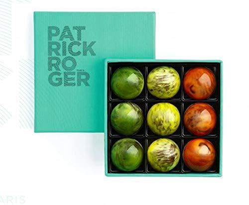 Patrick Roger(パトリック ロジェ)「チョコレートカラー」18粒入り