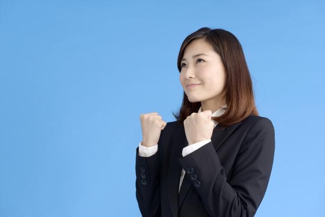 マッチングアプリを使うメリットを感じる女性