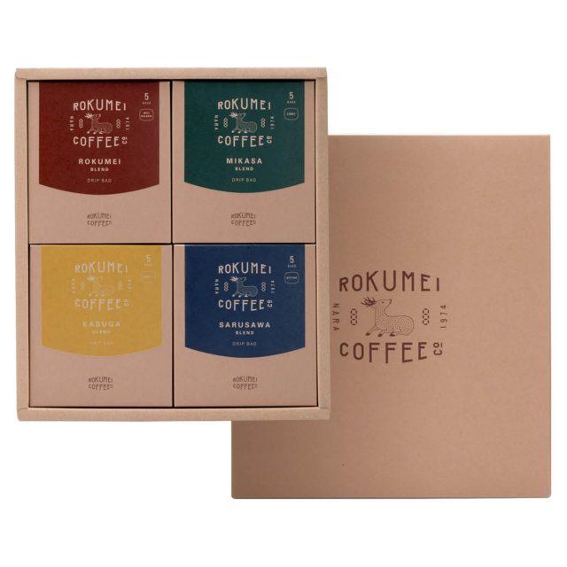 ロクメイコーヒー コーヒーギフト
