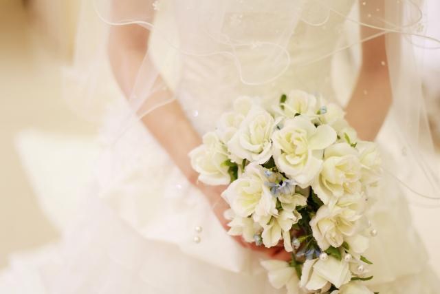 結婚するタイミングの女性