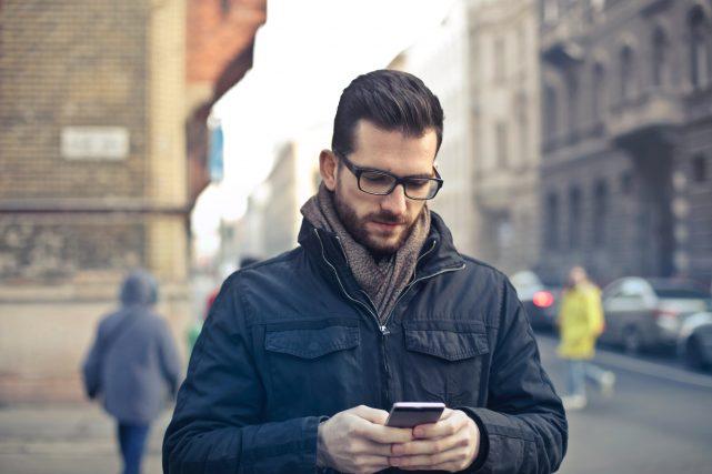 婚活アプリを完全無料で使う男性