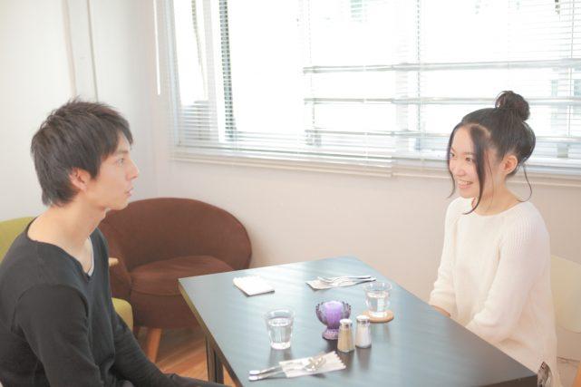 Omiai(おみあい)でデートの出会いがあった男女