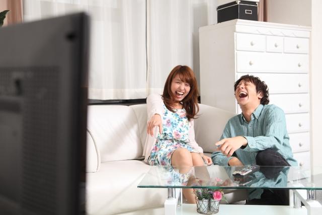 おうちデートにおすすめの映画:2人で笑いたい