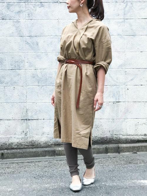 40代の焼肉デートでおすすめの秋の服装1