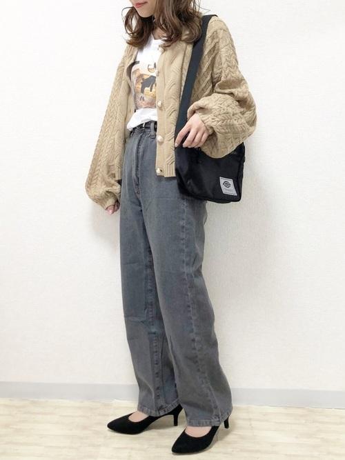 10代の秋コーデ①