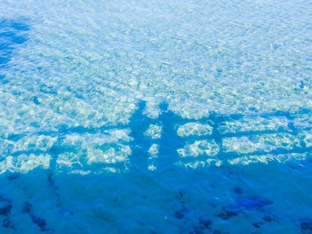 海辺でのデート