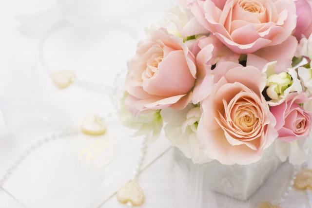 素敵なバラの花