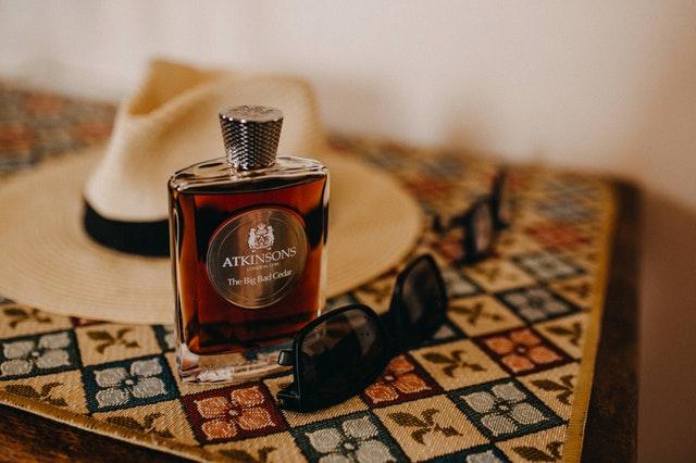 高級な香水