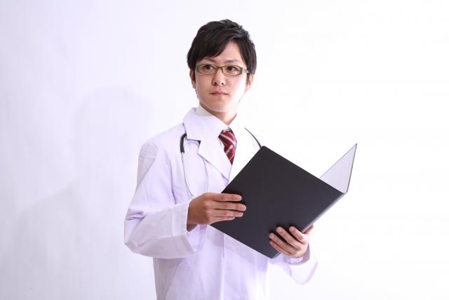 勉強熱心な医師