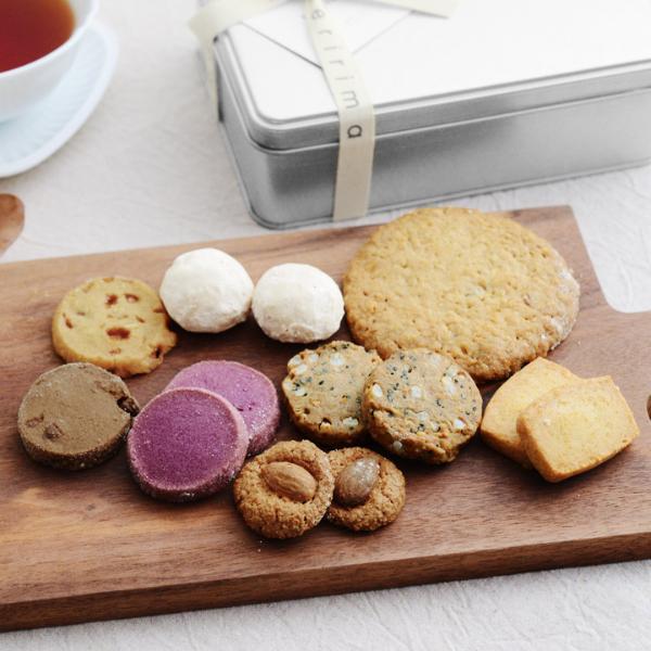 メリリマ:クッキー缶ギフト (210g)