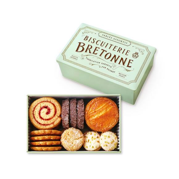 ブルトンヌ:ブルターニュクッキーアソルティ