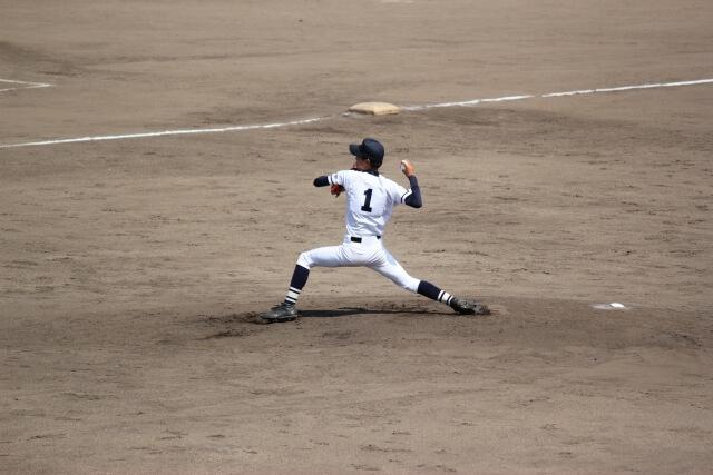 野球部のエース