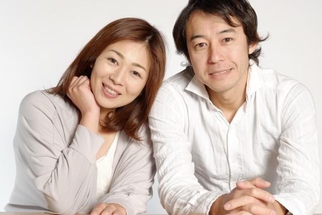 円満の夫婦